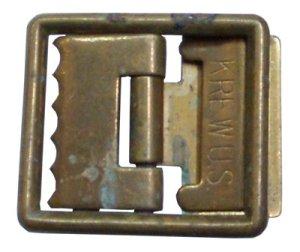 画像1: MCベルト用 バックル 旧型