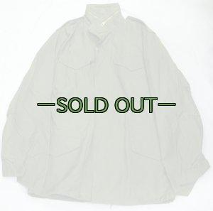 画像1: M65フィールドジャケット OD S-ロング 76年 新品同様