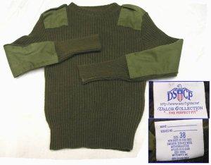 画像1: 軍用セーター MC用