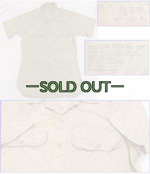 画像1: チノシャツ サイズ14×35 中古良品 50年代