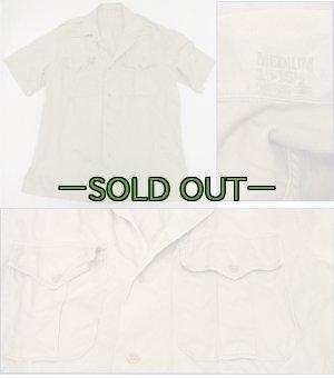 画像1: チノシャツ Mサイズ 中古良品 60年代