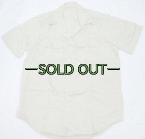 画像1: チノシャツ Mサイズ 新品同様 70年 JB MFG