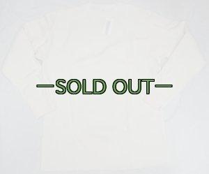画像1: ホワイト アンダーシャツ ワッフル