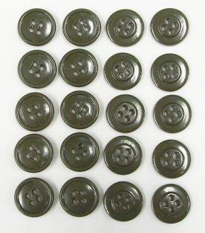 画像1: 60年代ボタン01? 20個セット