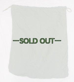 画像1: バラックス袋  ランドリーバッグ コットン