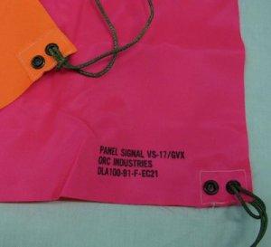 画像2: シグナルパネル オレンジ×ピンク 90年代