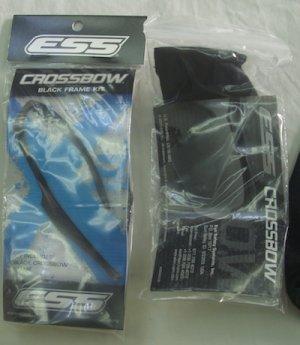 画像2: ESSサングラス CROSSBOWフレーム&スモークレンズ 未使用