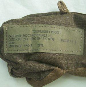 画像4: ヘリクルーベスト用ポーチ ターニケットポーチ コヨーテ