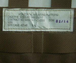 画像3: ヘリクルーベスト用ポーチ ホリゾンタルパネル コヨーテ