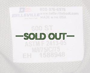 画像3: ABUブーツ 8W 極上品 Belleville 600ST