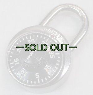 画像1: パドロック MASTER LOCK ナンバー錠