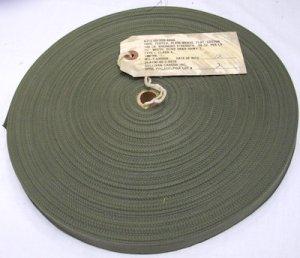 画像1: バイアステープ 幅19ミリ コットン 80年代 OD