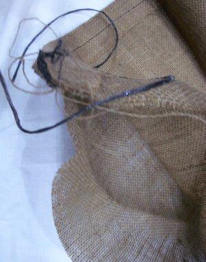 画像5: 米軍 土嚢袋 黄土色