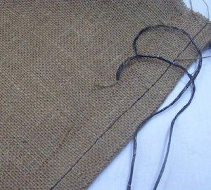 画像2: 米軍 土嚢袋 黄土色