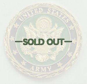 画像1: チャレンジコインUS ARMY COMMAND SERGENT MAJOR