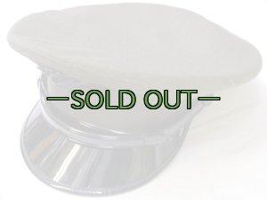 画像1: MC下士官用制帽 サービスドレスキャップ