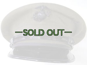 画像2: MC下士官用制帽 サービスドレスキャップ