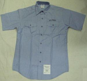 画像1: NAVYシャツ ワーク 新型