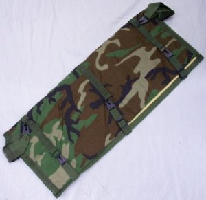 画像1: M240Bバレルケース バッグ ウッドランド